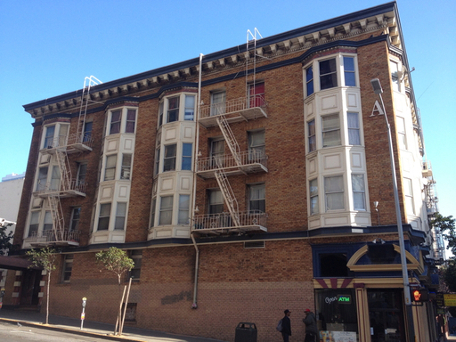 60 leavenworth street 24 san francisco ca 94102 for 1 hallidie plaza 2nd floor san francisco ca 94102