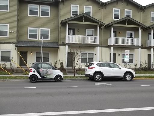 940 Hilyard #5, Eugene, OR 97401