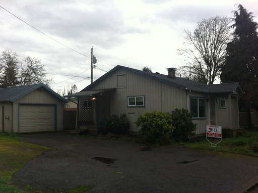 861 26th Street  , Springfield, OR 97477