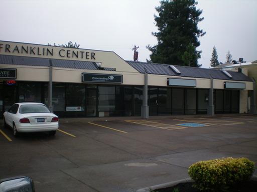 2001 Franklin Blvd. Ste. 2, Eugene, OR 97403