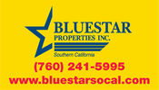 Bluestar Properties Inc.