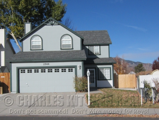 House for Rent in Carson City