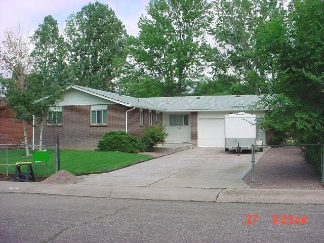 162 Ithaca Street Colorado Springs Co 80911