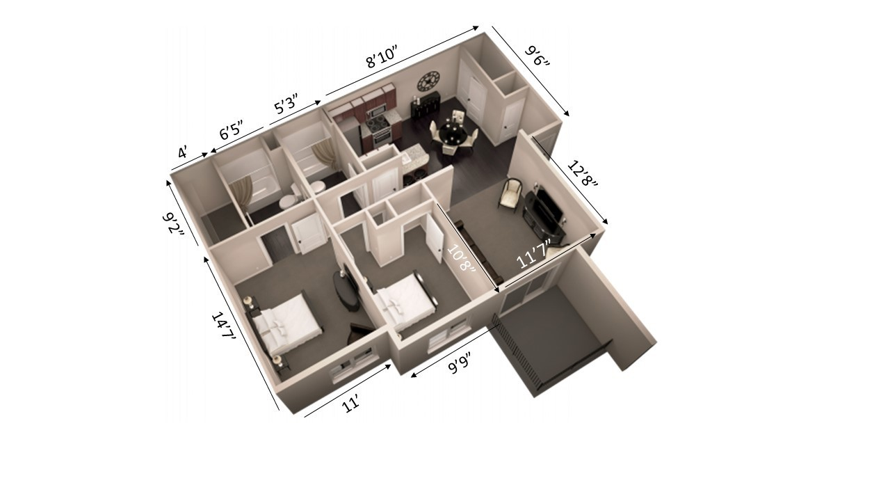 Available Apartments At Legacy Village Apartments