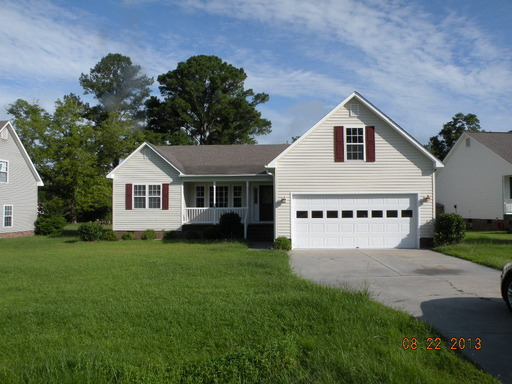 House for Rent in New Bern