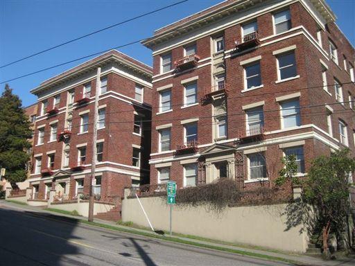 Castle Court Apartments Seattle