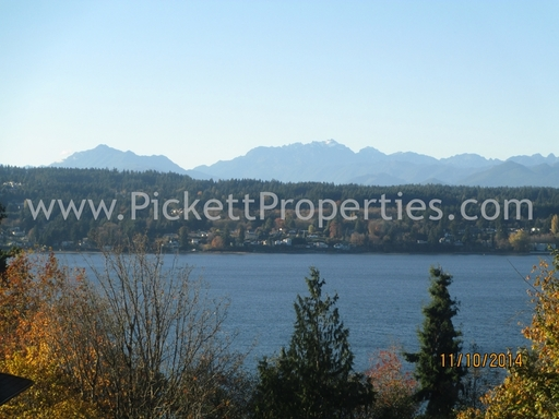 View From Desirable Tracyton Location