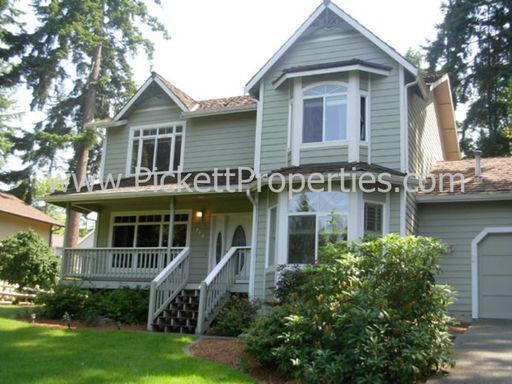 Charming Central Kitsap Home