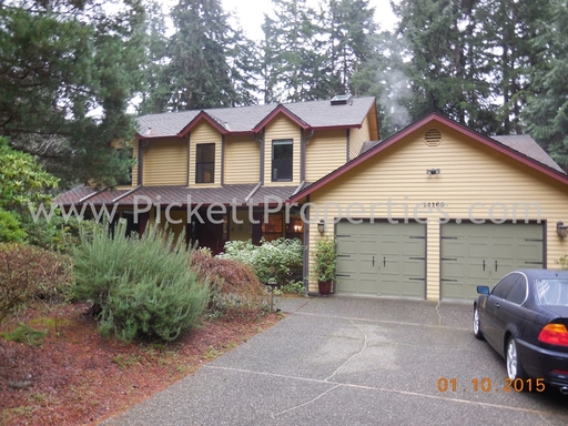 Must See Central Kitsap Home
