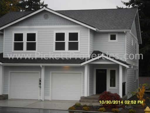 Townhouse with Easy Commute to Edmonds