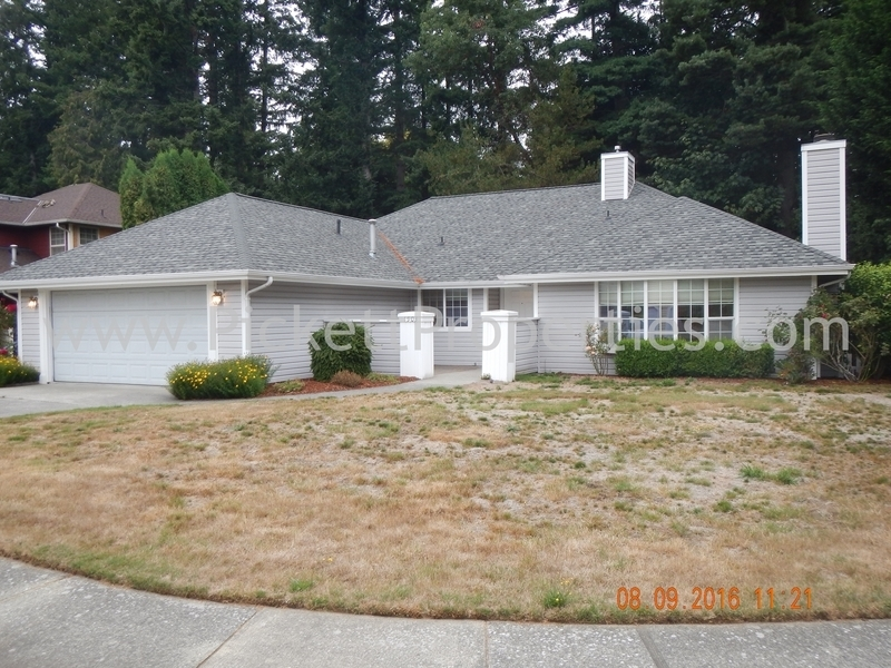 Light and Bright Ranch Style in North Kitsap