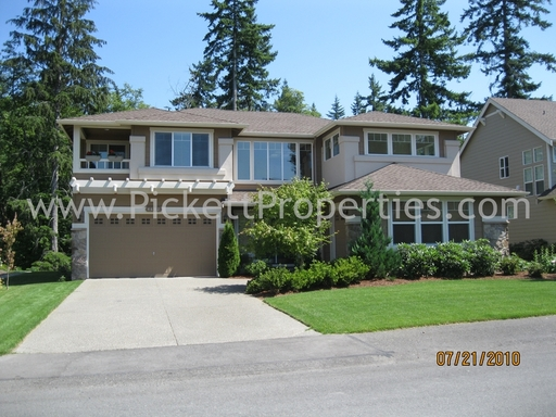 Beautiful Custom McCormick Woods Home