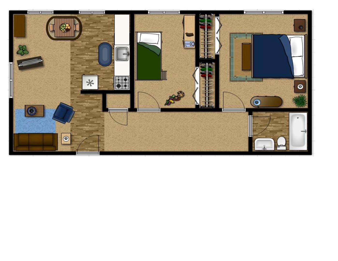 Stapleton Apartments  Dallas St