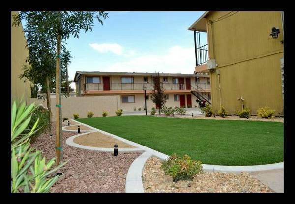 Ogden Villas 110 N 15th St Las Vegas Nv 89101