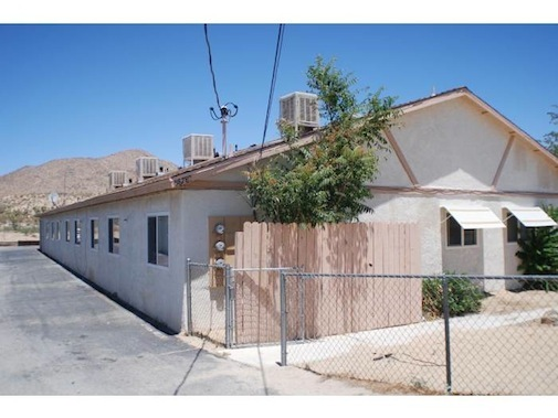 Apartment for Rent in Yucca Valley