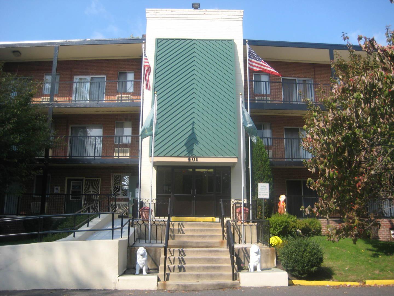 Fairmount Terrace Apartments Pa