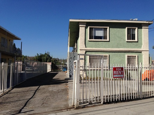Apartment for Rent in Compton