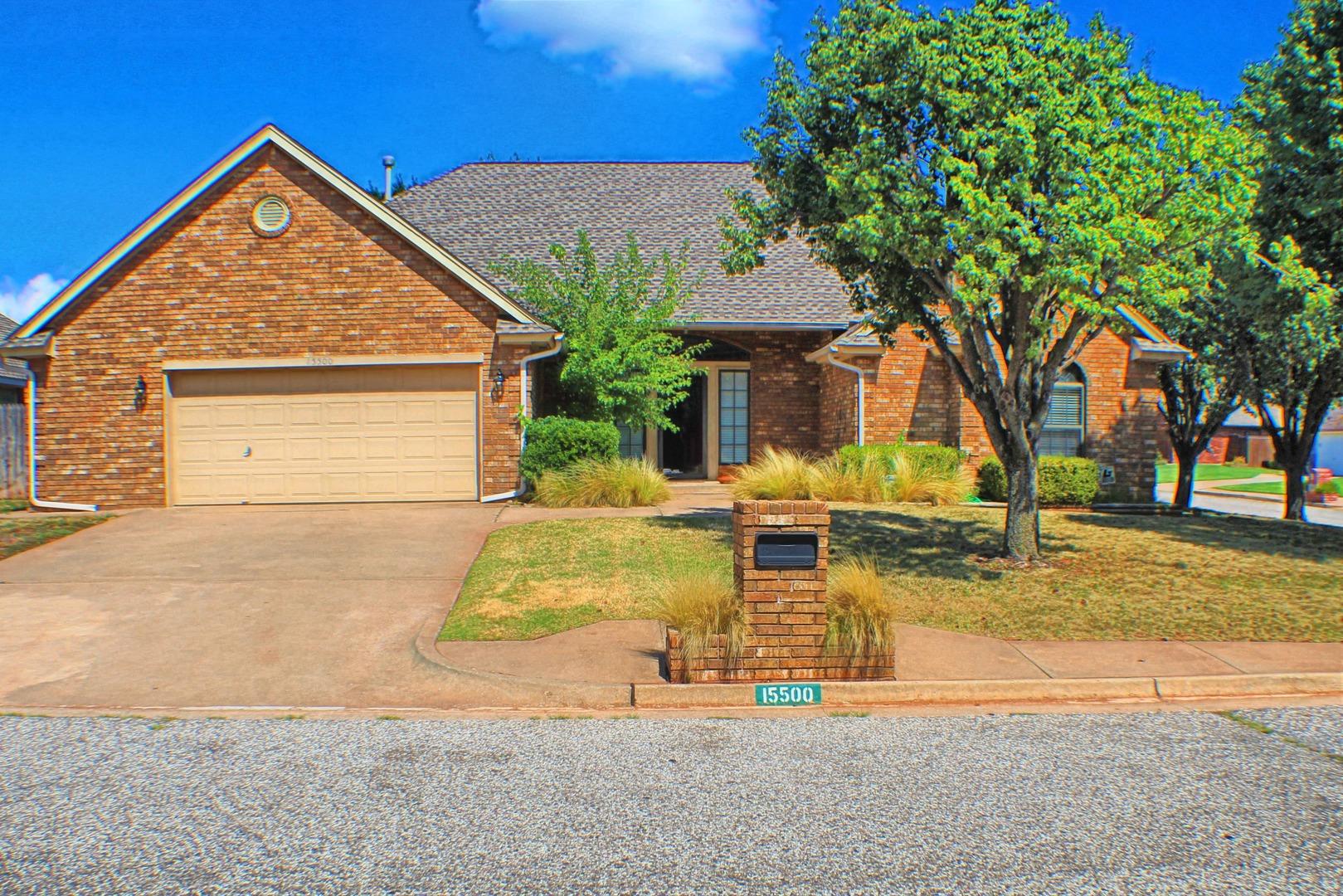 15500 Arbuckle Heights Edmond Ok 73013 Rental Listing Real
