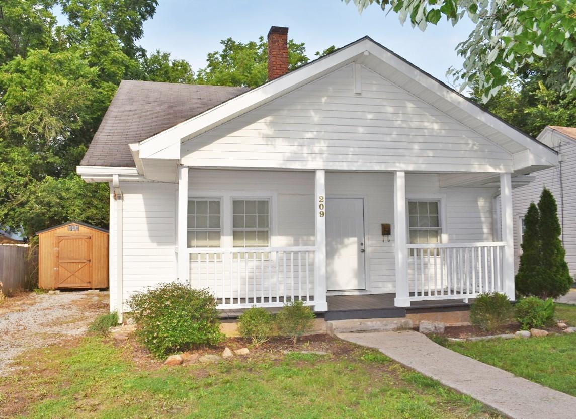 209 Richardson, Murfreesboro, TN 37130 Rental Listing - Real