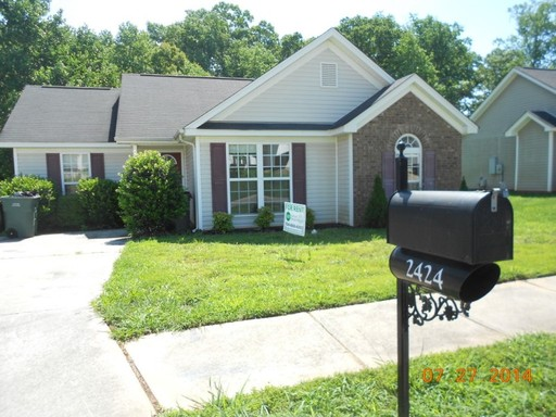House for Rent in Bessemer City