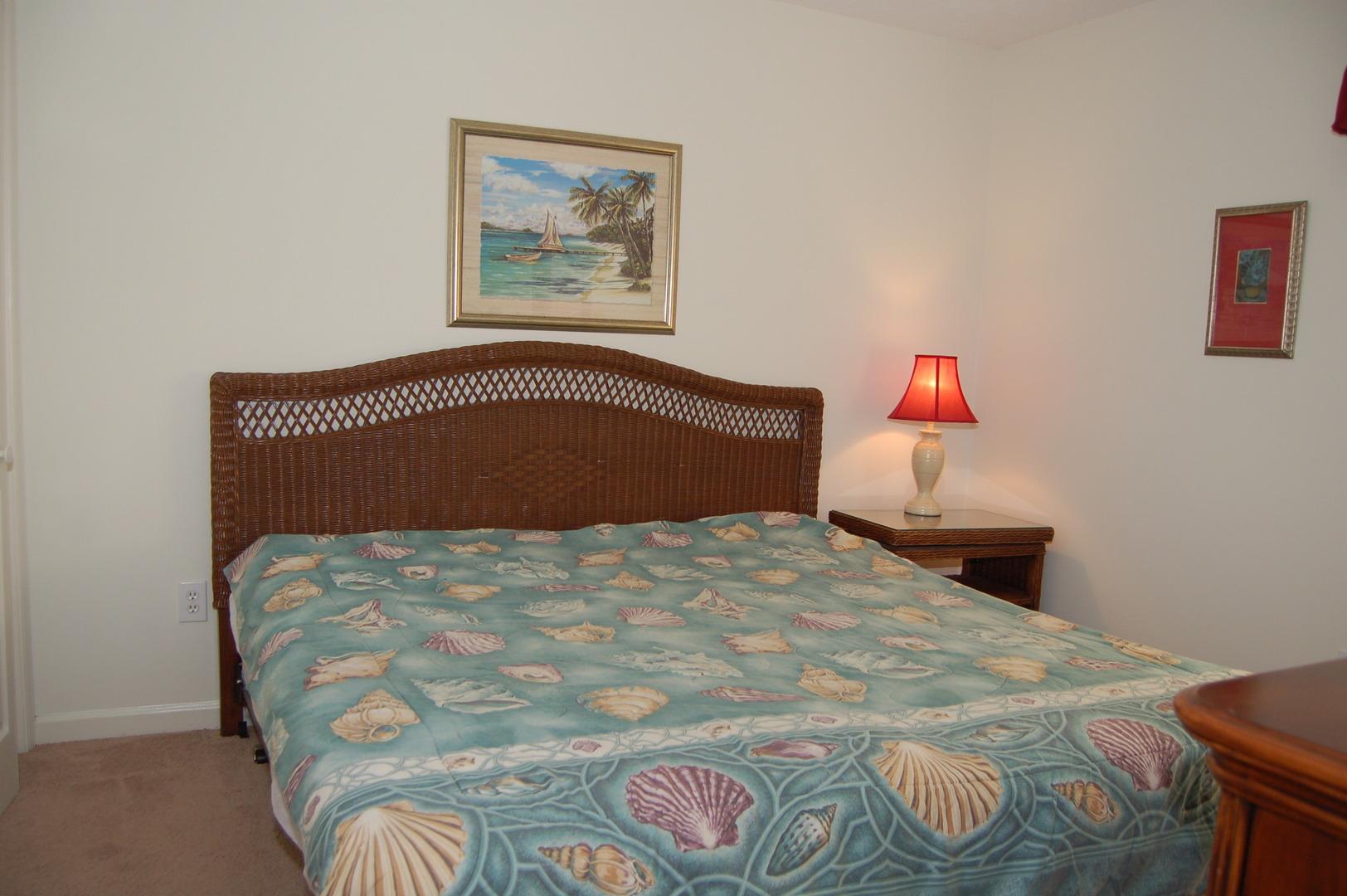 2nd Floor Furnished 1 Bedroom Condo In River Oaks Long Term Rental