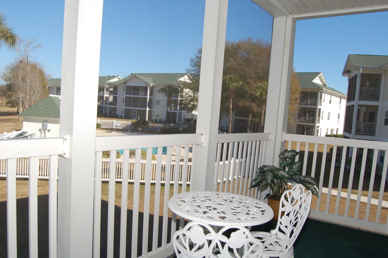 2nd Floor Furnished 1 Bedroom Condo In River Oaks Property Management