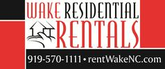 Wake Residential Rentals